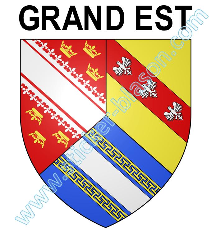 Blason Grand Estautocollant Pour Plaque D Immatriculation Automobile