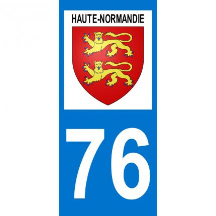 Blason normandie d partement 76 seine maritime for 76 haute normandie