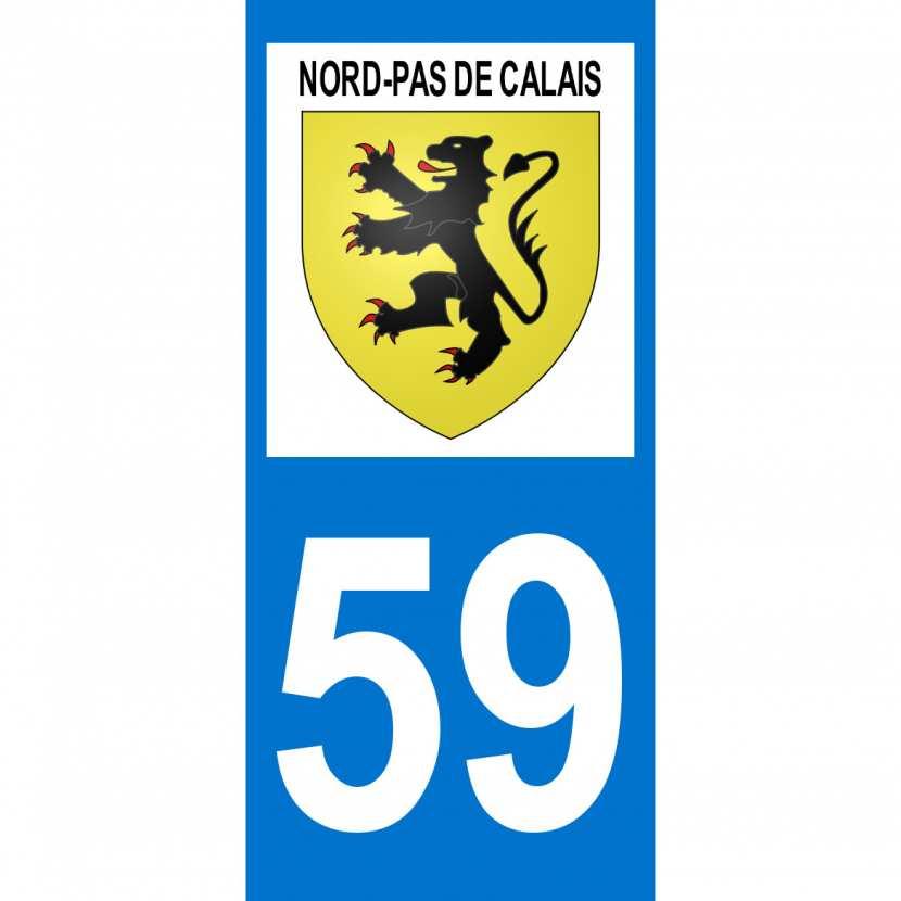 Blason Nord Pas de Calais