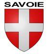 Sticker autocollant blason Savoie pour plaques auto